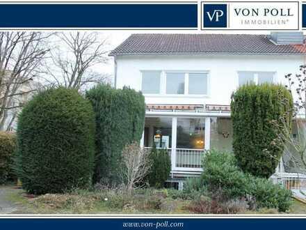 Schöne Doppelhaushälfte mit Wintergarten - zentrale Lage Offenbach