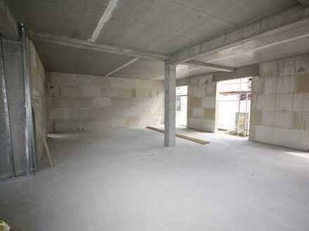 Neu errichtete Gewerbeeinheit in zentraler Lage von Bad Schwalbach