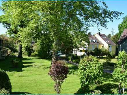 Wohnung im wunderschönen Stadtteil Lindau-Bad Schachen mit Blick ins Grüne