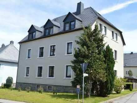 2-Zimmer Erdgeschosswohnung mit Kfz-Stellplatz in Lichtenberg (Erzgebirge)