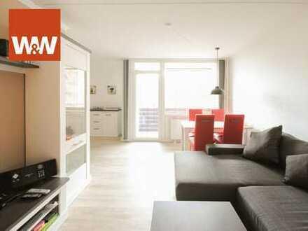 Topsanierte Wohnung im Haus B