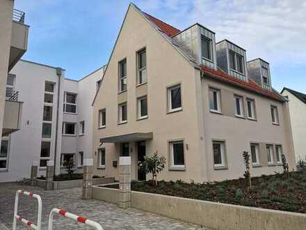 Gemütliche 2-Zimmer-Erdgeschosswohnung in Heilsbronn