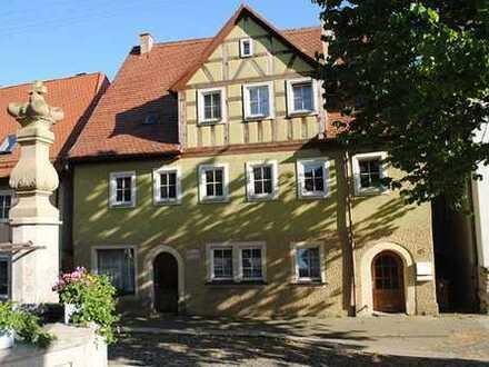 Traumaussicht inklusive - Historisches Wohnhaus in Langenburg