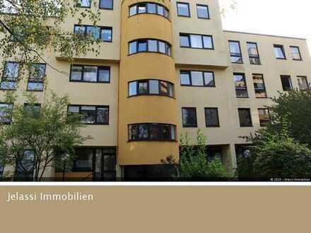 EIN BESONDERER GRUNDRISS - 3 Zimmer mit Loggia und Tiefgaragenstellplatz