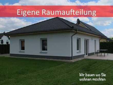 unser meistgebauter Bungalow - 100 m² Wohnfläche