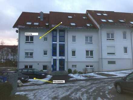 1 Zimmer Apartment mit Einbauküche (auf Wunsch möbliert)
