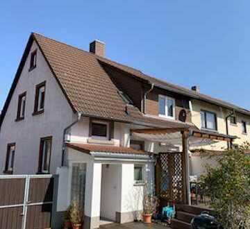 Saniertes Einfamilienhaus ohne Maklerprovision mit Hof und Scheune in zentraler Lage!!!