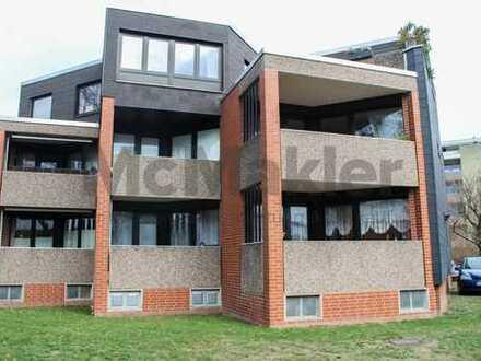 Großzügig und gepflegt: Fortlaufend sanierte ETW mit 2 Balkonen in begehrter Braunschweiger Lage