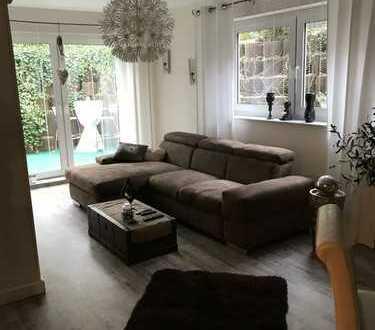 Gepflegte 1,5-Zimmer-Wohnung mit Terrasse in Ketsch