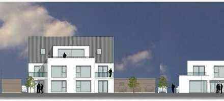 Neubau von 5 Eigentumswohnungen