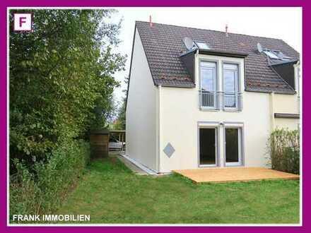 FRANK IMMOBILIEN - Platz für die ganze Familie! Modernisierte Doppelhaushälfte! Waltersdorf!