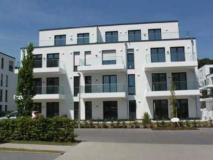 Rastede - Neubau. Sonnige Wohnung mit Südbalkon: Wohnen, wo andere Urlaub machen - Barrierefrei