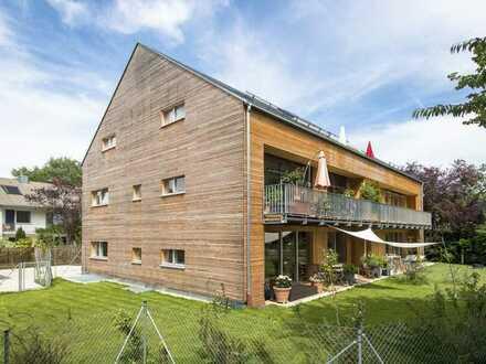 Wohnen am Starnberger See? Helle 3 Zimmer in neuwertigem Niedrigenergiehaus, provisionsfrei