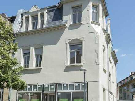 3 ZKB, 2 Balkone, Stuck, in Jugendstilhaus, Erstbezug nach Sanierung