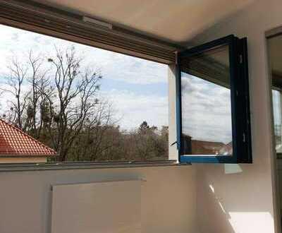"""Wohnen in """"G.O.L.D"""" - Traumhafte Dachgeschoss-Wohnung mit sonnigem Panorama-Zimmer"""