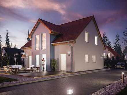 Radeburg Haus & Grundstück mit 18.000 Euro KFW – Förderung
