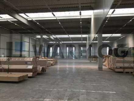 ca. 3.000 qm Lager-/Produktionsfläche zu vermieten!