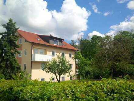 Renovierte 4-Raum-Wohnung mit großem Balkon in Poxdorf