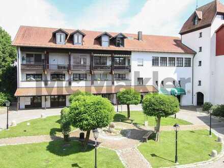 Exklusive Toplage: Gepflegtes Apartment mitten im Kurort, ideal für Thermenliebhaber und Genießer