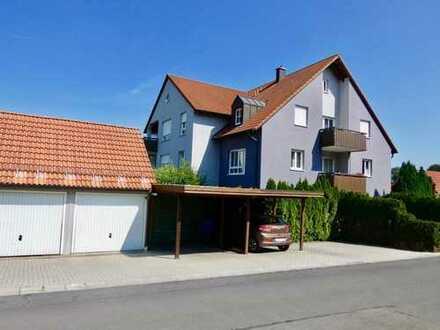 Attraktive Eigentumswohnung mit Balkon