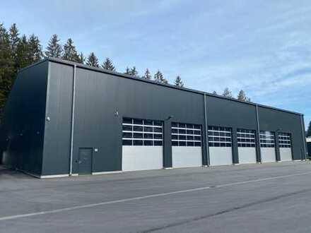 Produktion / Lager / Büro / Logistik Gebäude 1500m²