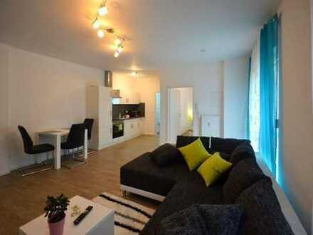 ab sofort vollausgestattetes, moderne & möblierte Wohnung - ohne Kaution, Courtage oder Renovierung