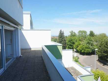 Penthouse Maisonette with roof top terrace and a view