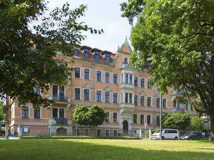 wohnen in einer der attraktivsten Wohnanlagen Dresdens