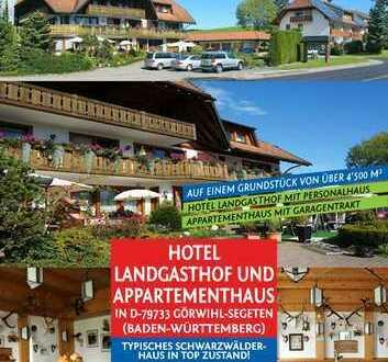 HOTEL LANDGASTHOF UND APPARTEMENTHAUS IM SÜDSCHWARZWALD
