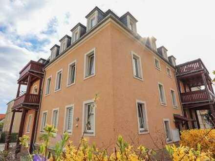 +++ Große 4-Raum-Familienwohnung mit Balkon und Carport +++