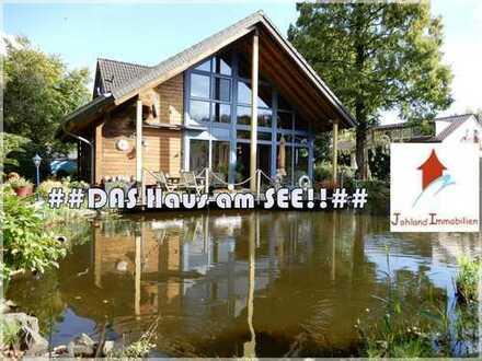 ##DAS Haus am SEE!!## Einzigartiges Einfamilienhaus für INDIVIDUALISTEN!!