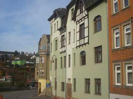 ZWANGSVERSTEIGERUNG - Komplettes 1. Obergeschoss mit 3 Wohnungen in saniertem Altbau