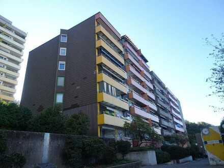 4-Zi-Wohnung im 6. OG mit Rheintalblick