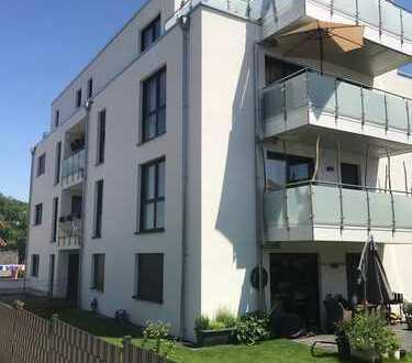Wohnen in Barsinghausen - 2 Zimmer-Neubauwohnung mit kleinem Garten