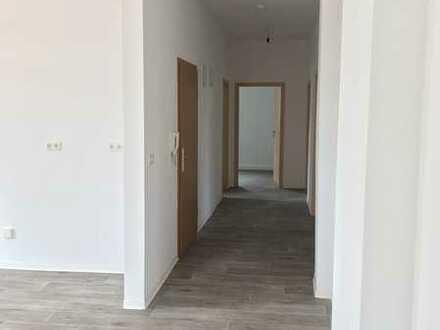 Erstbezug: Große 5 - Zimmer Wohnung mit Balkon