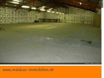 Lagerhalle / Gewerbehalle /Halle mit Freiflächen in Lemgo zu vermieten