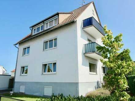 Maintal-Dörnigheim Freistehendes Mehrfamilienhaus in zentraler Lage - komplett mietfrei!