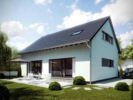 Vom Haustraum zum Traumhaus - mit Vollkeller und TüV-Zertifikat !!