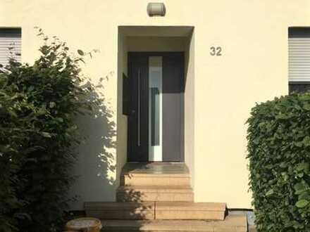 Schöne helle 3-Zimmer-EG-Wohnung mit Garten