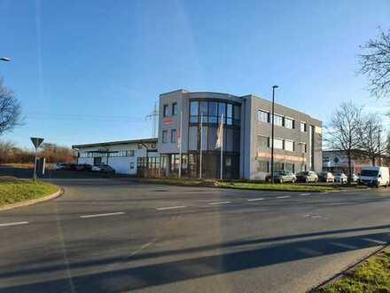 Halle + Verkauf/Büros in Würzburg Lengfeld