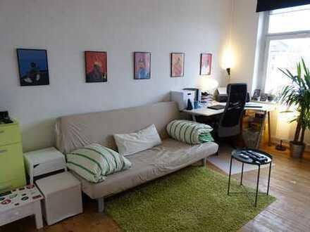 Möbliertes helles 18m²-Zimmer im Östlichen Ringgebiet