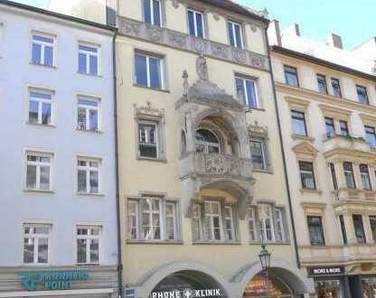 Top Innenstadtlage am Sendlinger Tor! Schöne Büro-/Praxisräume in gepflegtem Altbau!