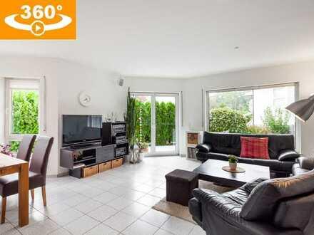 Großzügige Wohnung mit Garage und Stellplatz im Dreiparteienhaus in Dieburg