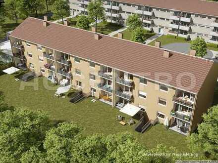 Solide und sicher wohnen – Ihre Eigentumswohnung am Rhein
