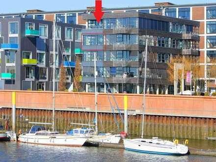 164qm Büroloft am Europahafen