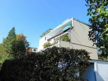 sonnige 1-Zimmer-Wohnung mit Loggia in Nähe Amperauen