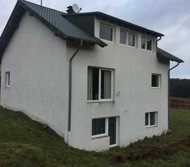 Wohnhaus mit Traumausblick