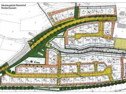 Neu erschlossenes Baugebiet - Bauplätze von 527 m² - 903 m²
