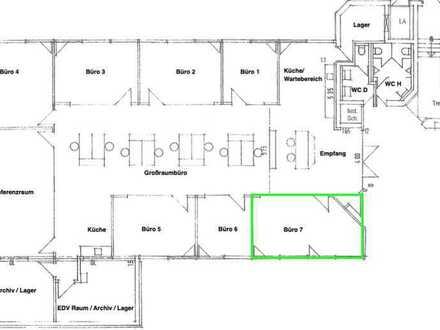 *** Moderner, großer und hochwertiger Büroraum inkl. Mitbenutzung eines großen Konferenzraumes ***