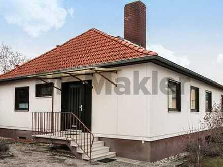 Modernisiertes 5-Zi.-Fertighaus mit Garten, Sonnenterrasse und Ausbaupotenzial in ruhiger Lage!
